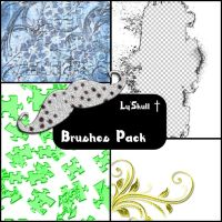 Brushes Pack by LyCookieMonster