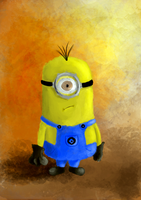 Minion by lucascvlcnt