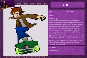 VexVille OCT - Tac Ref by LisaAndMonster
