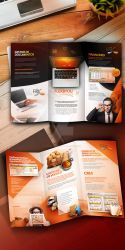 FLEXBYOU - 3fold brochure design by webdesigner1921