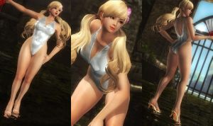 (RELEASE) MAI SWIMSUIT by huchi001