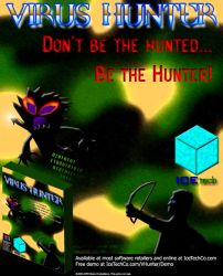 Virus Hunter ad by BPMdotEXE