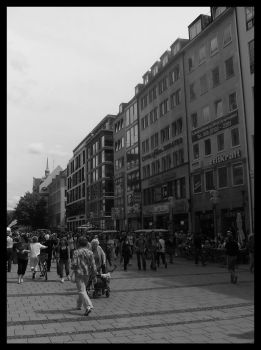 Streets of Munich... 2 by ACM09