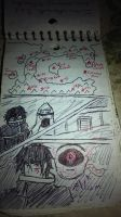 12 Protectors Story Board page25 by 13thprotector