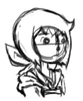 Constanze - Sketch by Jhincx-Faust