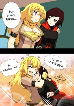 RWBY : Omake 1 by Rouzille