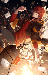 - Secret Agent 707 - by Rumi-Kuu