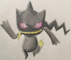 Banette by CaptainEdwardTeague