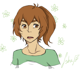 Pidge it by Nahouki