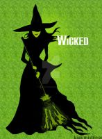 a little bit wicked by KigaMistriver