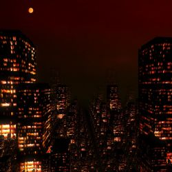 Dark City by Aexion