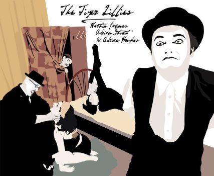 Tiger Lillies 2 by TheRedmax