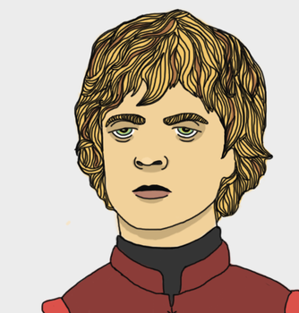 Tyrion Lannister by buttsexington
