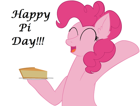 Pi Day 2018 by cheshire-cat-tamer