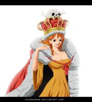 Nami - The King's Queen by AizenSowan
