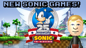 Impressions | Sonic 25th Anniversary Games by Dollarluigi
