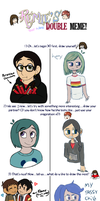 Remie's Double Meme by Infinity-Drawings