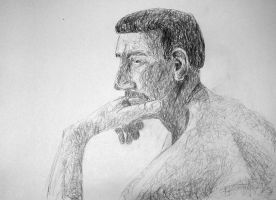 Life drawing July 09 2-1 by myp55