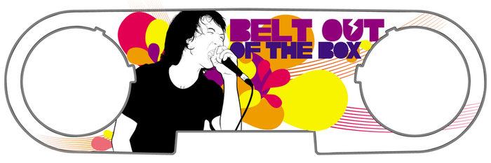 Belt Out of the Box by psychoticbarbie