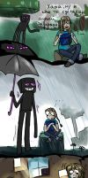 The Rain by DymasyaSilver
