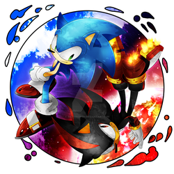 Sonic Adventure 2 by Baitong9194