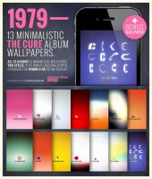 13 Minimalistic The Cure Album Wallpapers by MisterXon