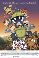 The Rugrats Movie (1998) Theatrical Poster by lflan80521