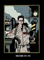 A TRIBUTE TO HAROLD RAMIS by future-parker