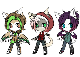 Male adopts - CLOSED by DyeDy
