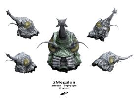 zMegalon by dopepope