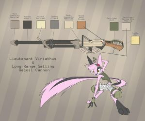 Vi and Gun Animation Swatch by Dreamkeepers