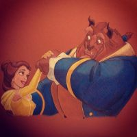 Beauty and the Beast by Amanda64