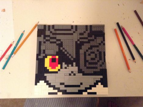 LEGO Midna (In Progress) by Jakered3