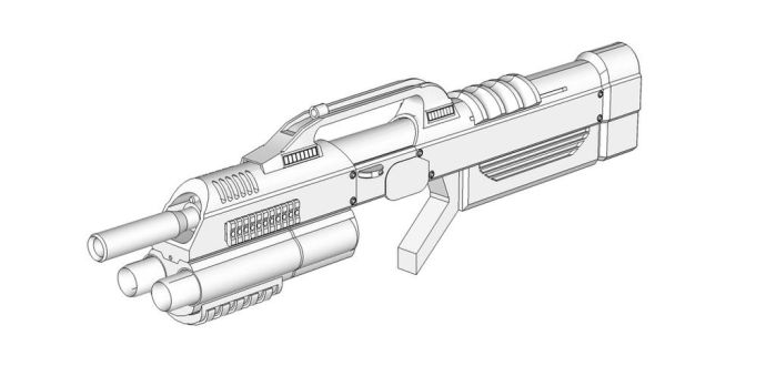 m7a Commando wip by madcomm