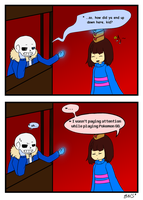 [Undertale] I mean, it makes sense, doesn't it? by BlurryNightSky