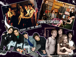 My Favourite Bands - Wallpaper by PerfectPanda