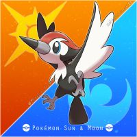018 Pikipek - Sun and Moon Project