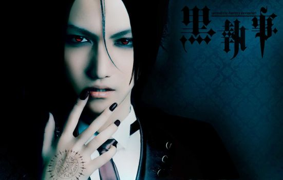 Sebastian Michaelis by Surrealistic-Fantasy