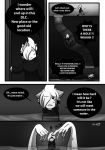 Silver gameplay Little Nightmare DLC pg 2 by silvergatto