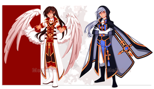 Adoptables (SET PRICE) - CLOSED by Melixion