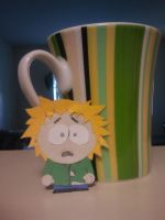 Lol Cut Out Tweek by INeedCoffeee