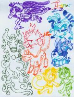 Marker Adopts 2-Mixed.:CLOSED:. by itsmar-Adopts