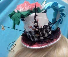 Alice in Wonderland Hat by mixiao