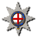 Star of the Most Noble Order of the Garter by PeterCrawford