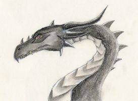 Dragonhead by Goldsturm