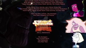 Steven Universe Secret Wars: Battleworld poster by lightyearpig