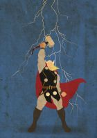 The Mighty THOR by Procastinating