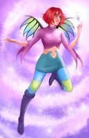 W.I.T.C.H by TheCafeMouse