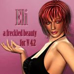 Eli V4, by Artistic Creativity (exclusive) by FantasiesRealmMarket