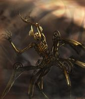 The Clockwork Lich by m0zch0ps